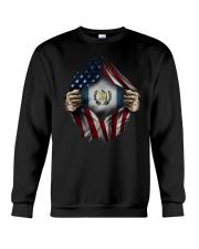 American-Guatemala Crewneck Sweatshirt thumbnail