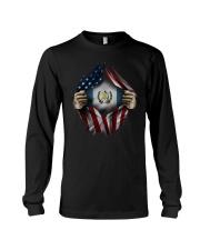 American-Guatemala Long Sleeve Tee thumbnail