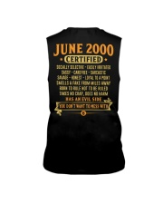 MESS WITH YEAR00-6 Sleeveless Tee thumbnail