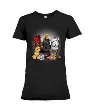 yorkshire terrier Premium Fit Ladies Tee thumbnail