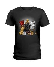 yorkshire terrier Ladies T-Shirt thumbnail