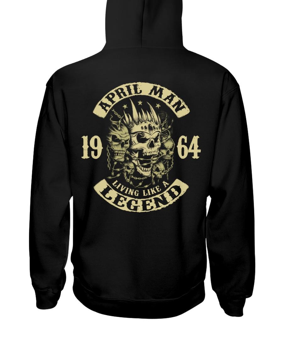 MAN 1964-4 Hooded Sweatshirt