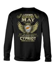 Legends - Cypriot 05 Crewneck Sweatshirt thumbnail