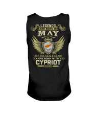 Legends - Cypriot 05 Unisex Tank thumbnail