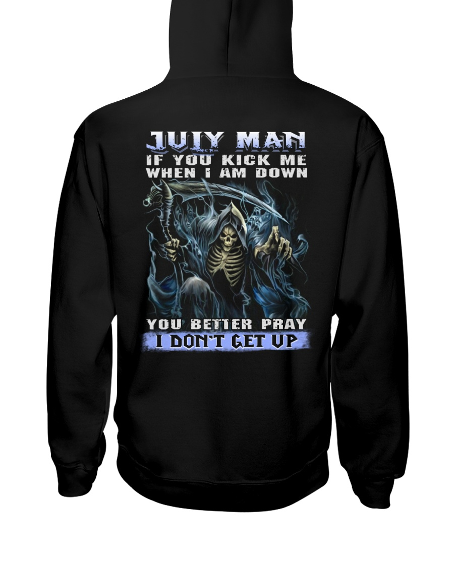 BETTER NEW 7 Hooded Sweatshirt