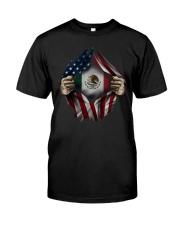 American-Mexico Premium Fit Mens Tee thumbnail