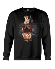 King Czech Crewneck Sweatshirt thumbnail
