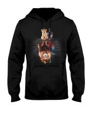 King Czech Hooded Sweatshirt front