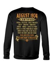 MESS WITH YEAR 74-8 Crewneck Sweatshirt thumbnail