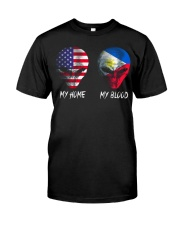 Philippines Classic T-Shirt front