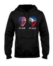 Philippines Hooded Sweatshirt thumbnail