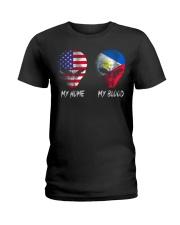 Philippines Ladies T-Shirt thumbnail