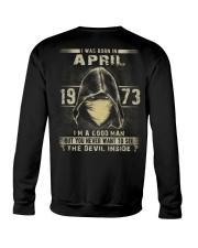 GOOD MAN 1973-4 Crewneck Sweatshirt thumbnail