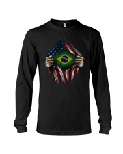 American-Brazil Long Sleeve Tee tile