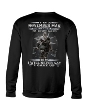 THE MAN 11 Crewneck Sweatshirt thumbnail