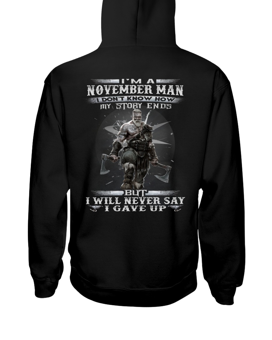 THE MAN 11 Hooded Sweatshirt