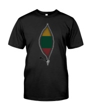 Lithuania Premium Fit Mens Tee thumbnail