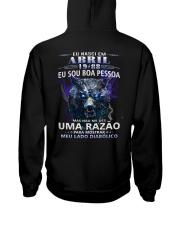 88-04 Hooded Sweatshirt back