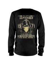 GOOD MAN 1971-9 Long Sleeve Tee thumbnail