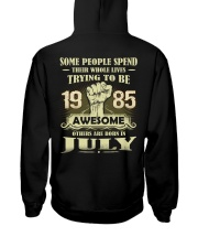 Be Awesome 1985- 7 Hooded Sweatshirt tile