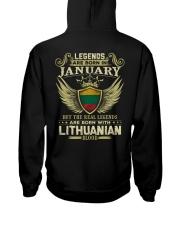 Legends - Lithuanian 01 Hooded Sweatshirt thumbnail