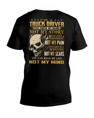 My Name Truck Driver