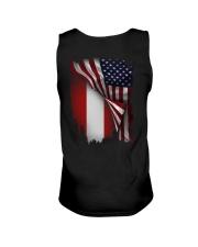 Flag-America-Austria Unisex Tank thumbnail
