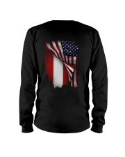 Flag-America-Austria Long Sleeve Tee thumbnail