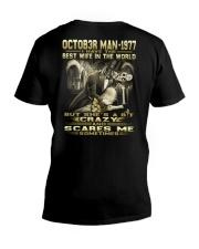 MAN THE WORLD 77-10 V-Neck T-Shirt thumbnail