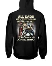 DAD YEAR 80-4 Hooded Sweatshirt thumbnail