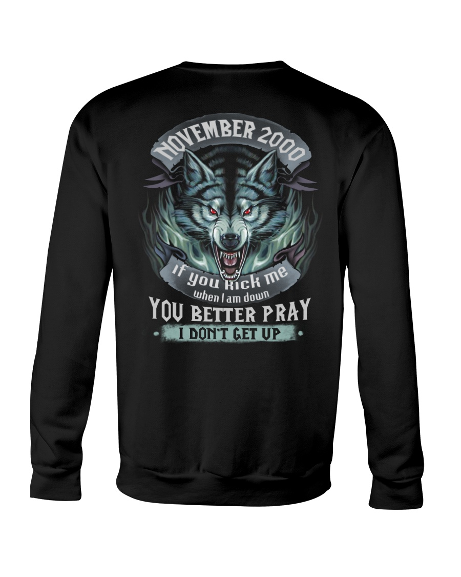 BETTER GUY 00-11 Crewneck Sweatshirt