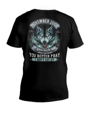 BETTER GUY 00-11 V-Neck T-Shirt tile