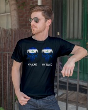 MY HOME Nicaragua- Nicaragua Classic T-Shirt lifestyle-mens-crewneck-front-2