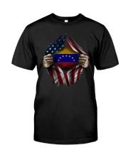 American-Venezuela Premium Fit Mens Tee thumbnail