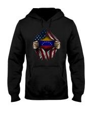 American-Venezuela Hooded Sweatshirt front