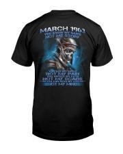 NOT MY 63-3 Classic T-Shirt thumbnail