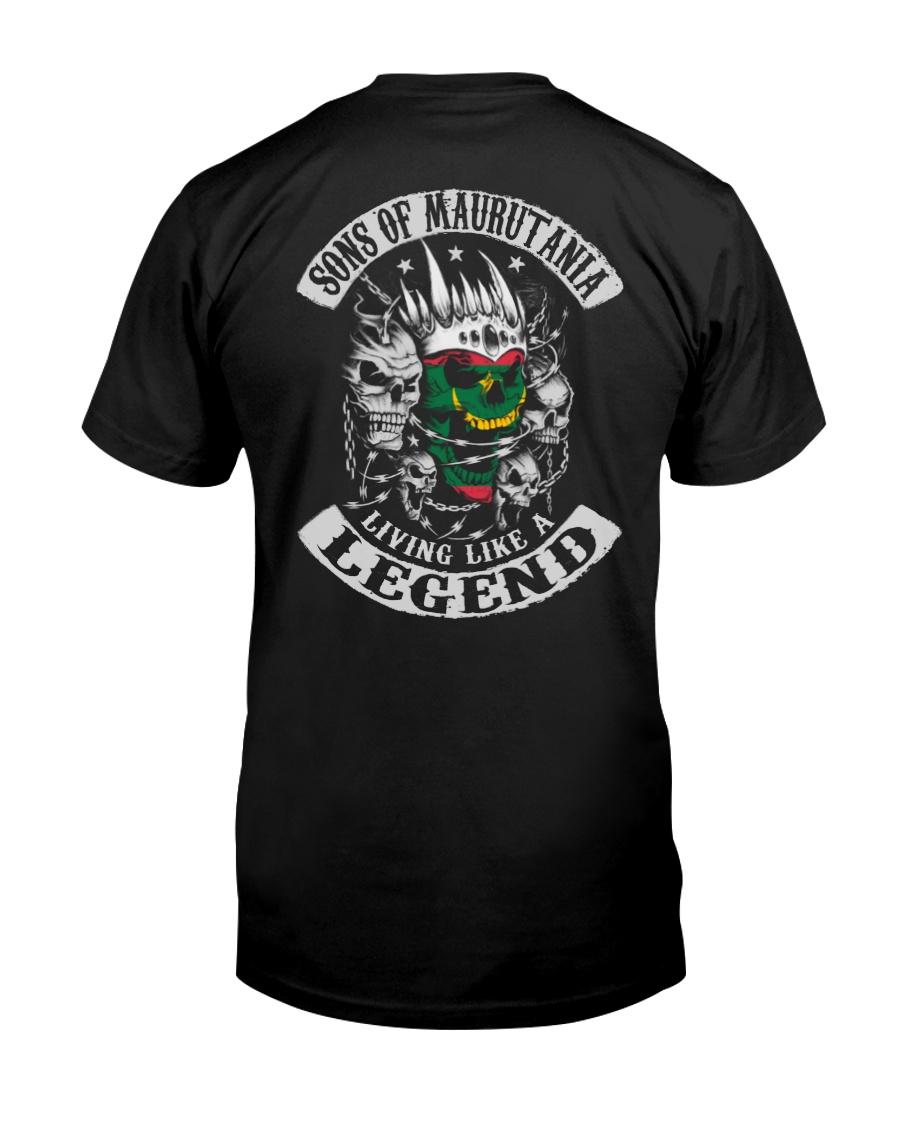 SONS OF Mauritania Classic T-Shirt