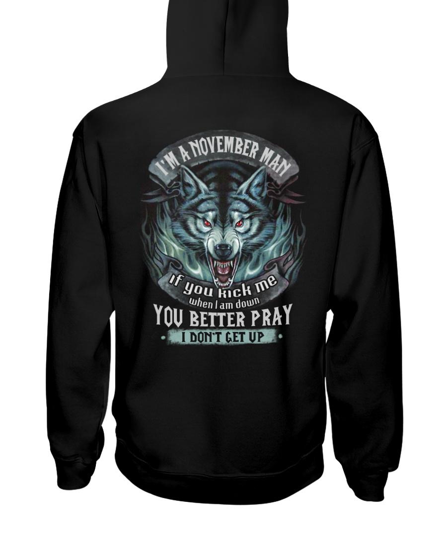 betterpray-11 Hooded Sweatshirt