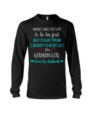 Girl - German Long Sleeve Tee thumbnail