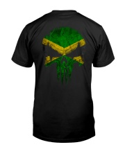 Skull Jamaica Classic T-Shirt thumbnail