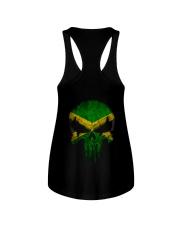 Skull Jamaica Ladies Flowy Tank thumbnail