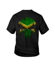 Skull Jamaica Youth T-Shirt thumbnail