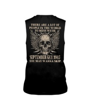 I AM A GUY 85-9 Sleeveless Tee thumbnail