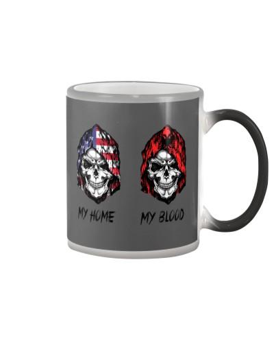 My Blood-Albania