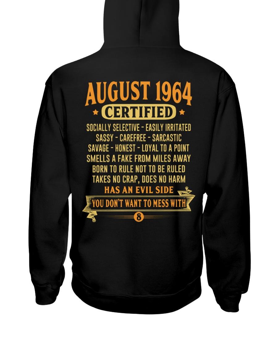 MESS WITH YEAR 64-8 Hooded Sweatshirt