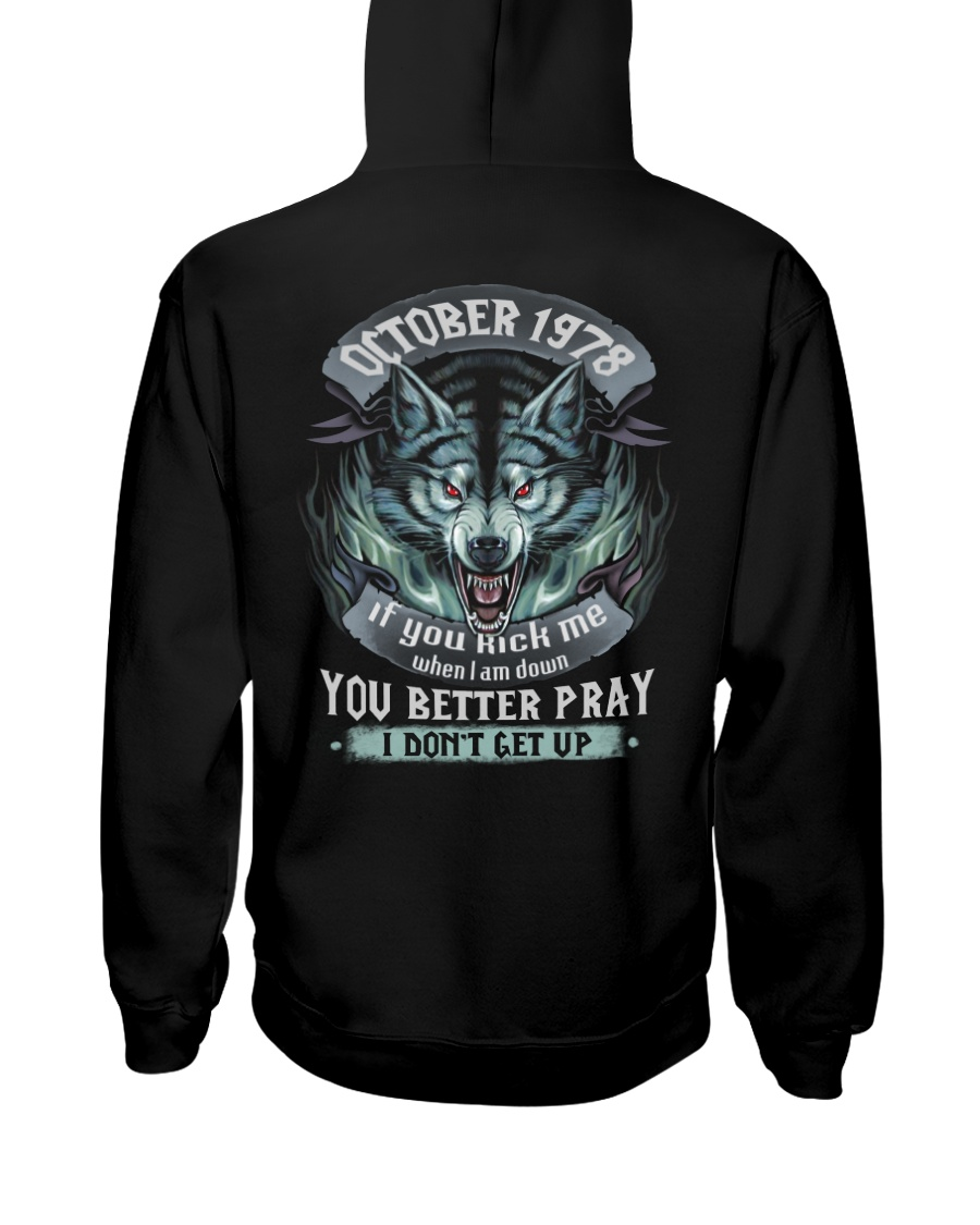 BETTER GUY 78-10 Hooded Sweatshirt