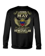 Blood Venezuelan 05 Crewneck Sweatshirt thumbnail