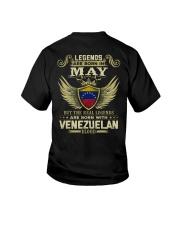 Blood Venezuelan 05 Youth T-Shirt thumbnail
