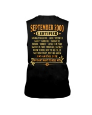 MESS WITH YEAR 00-9 Sleeveless Tee thumbnail