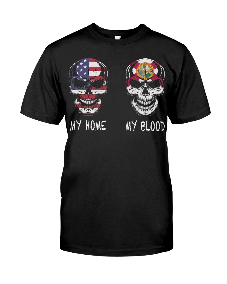 My Home America - Florida Classic T-Shirt